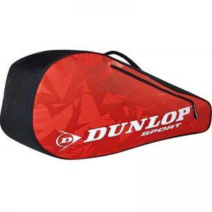 Dunlop TAC Tour 3 Racketbag Red