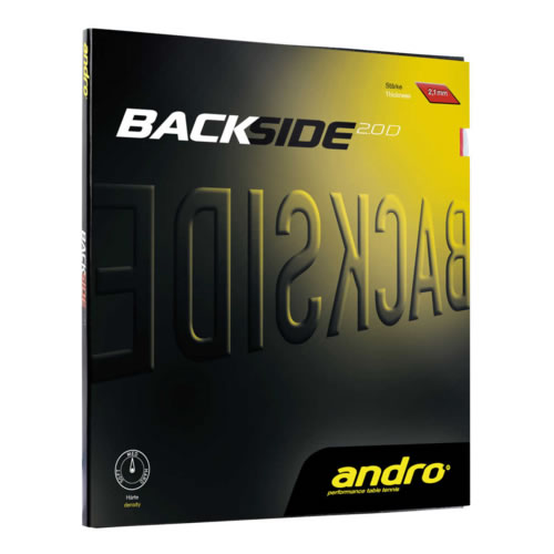 andro backside 2 0 d revetement tennis de table