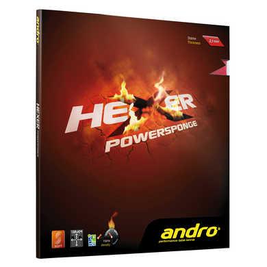 andro hexer power sponge