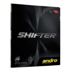 andro shifter revetement tennis de table
