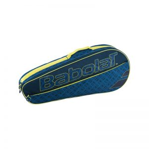 babolat racket holder essential club blue yellow