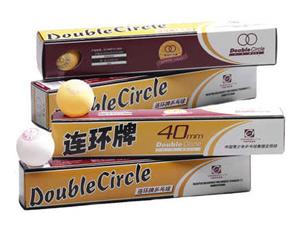 balles double circle