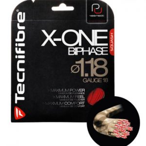 cordage tecnifibre x one biphase