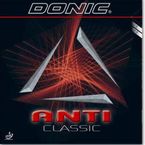 donic anti classic revetement tennis de table