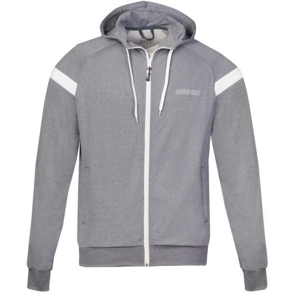 donic jacket matrix grey web