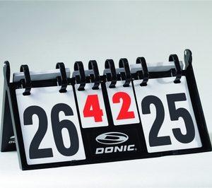 donic marqueur scorer