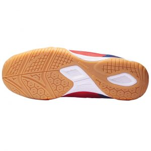 donic shoe ultra power II red sole web