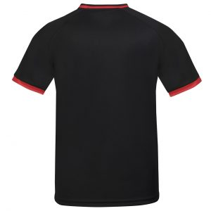 donic t shirt agile red rear web