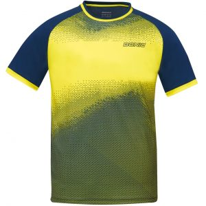 donic t shirt agile yellow front web