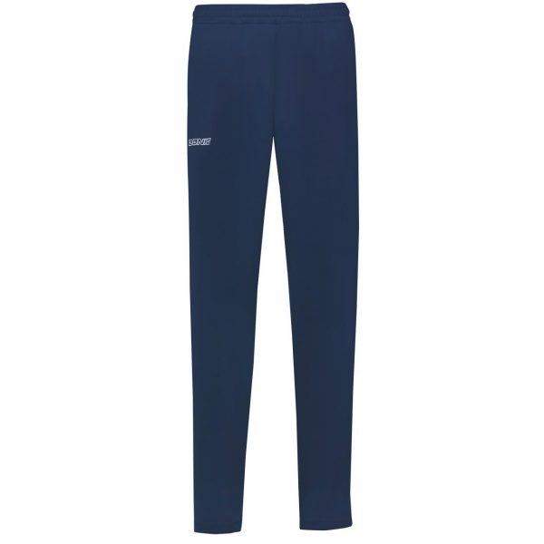 donic tracksuit trouser heat navy web