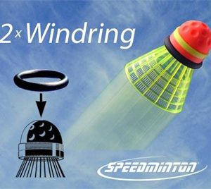 speedminton windring