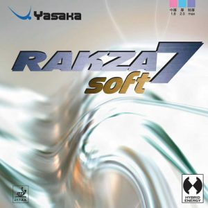 yasaka rakza 7 soft revetement tennis de table