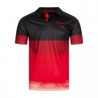 donic poloshirt force black front web 200x200