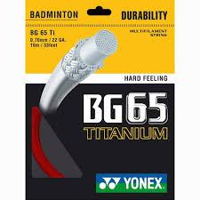 BG 65 TITA